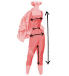 Rompers and Jumpsuits Measurement Guide